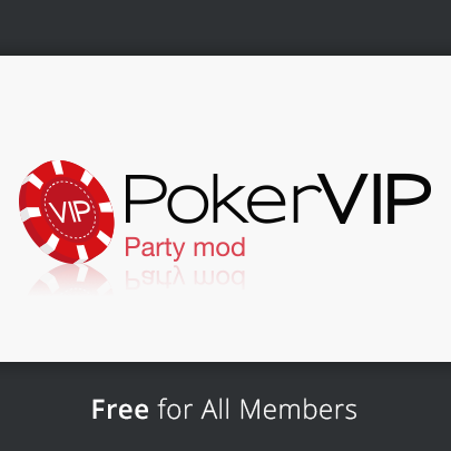 PokerVIP Free Party Mod