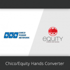 Chico/Equity Hands Converter - 1 Year